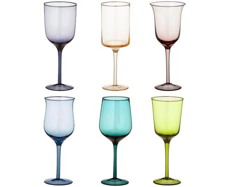 Set de copas de vino Desigual, 6pzas.