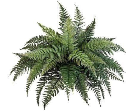 Planta artificial Helecho