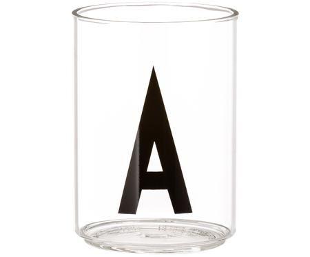Bicchiere per l'acqua Personal (varianti dalla A alla  Z)