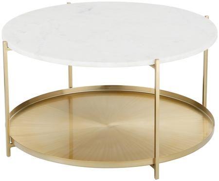 Tavolino da salotto in marmo Victoria