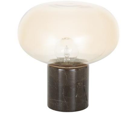 Mramorová stolní lampa Alma