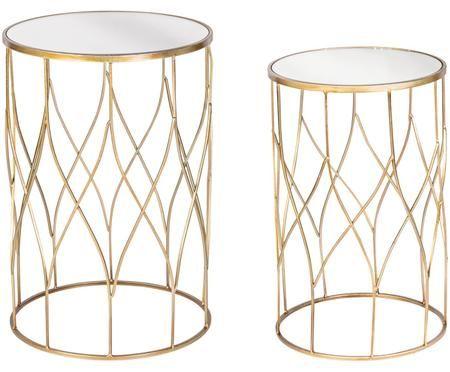 Set tavolini Elenor Large, 2 pz.