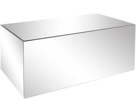 Table basse en verre miroir Luxury