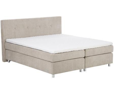 Łóżko kontynentalne basic Malta