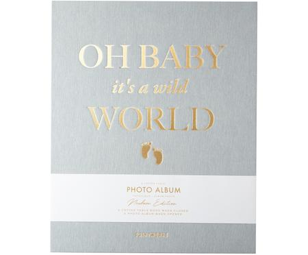 Album fotografico Baby It's A Wild World