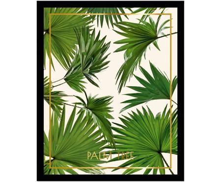 Impression numérique encadrée Palm Tree I