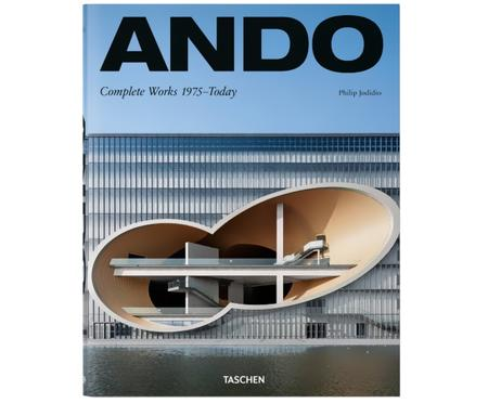 Album Ando. Complete Works 1975-Today