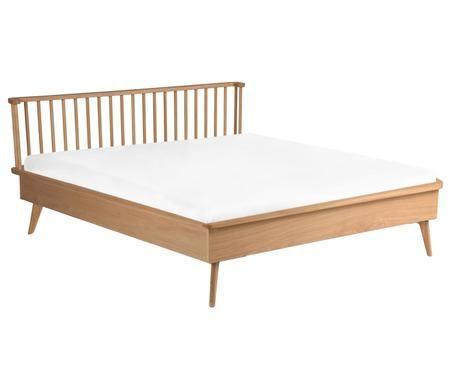 Houten bed Wild