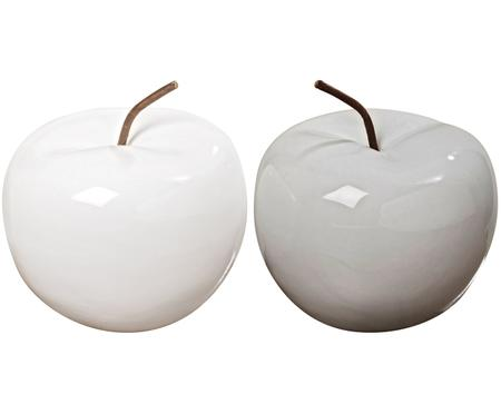 Decoratieve appels Alvaro, 2 stuks