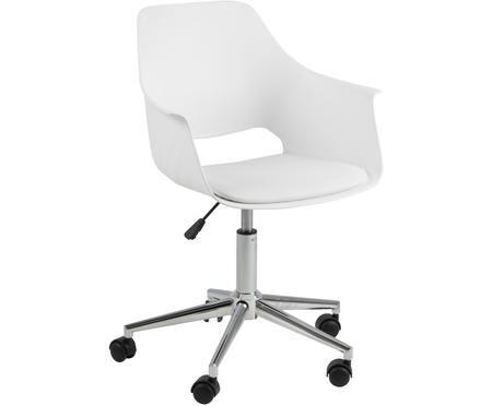 Kancelářská otočná židle Ramona, výškově nastavitelná