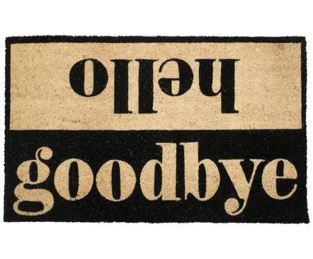 Wycieraczka Hello/Goodbye