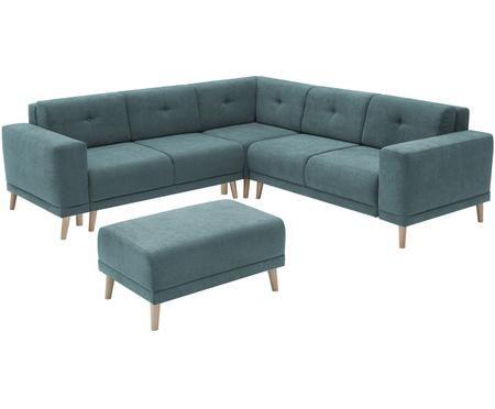 Sofa narożna z funkcją spania Luna