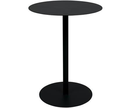 Okrągły stół bistro z metalu Snow
