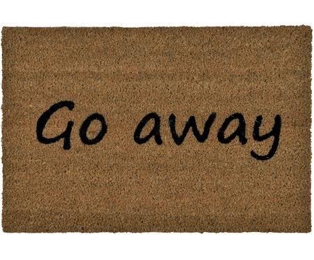 Wycieraczka Go away