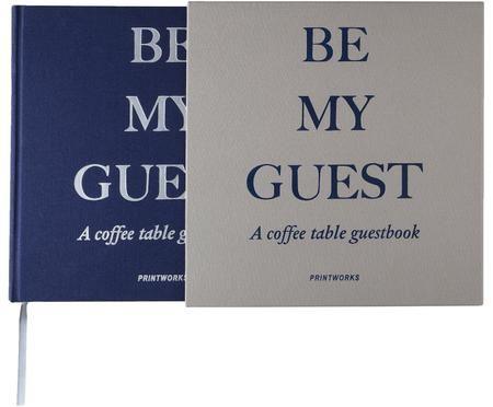 Księga gości Be my Guest