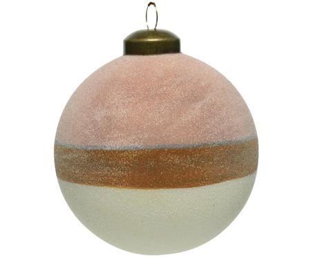 Vánoční koule Sugar, 2 ks
