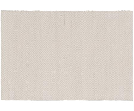 Ručně tkaný vlněný koberec Clara