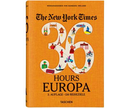 Kniha 36 hodin - 125 víkendů v Evropě