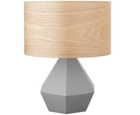 Stolní lampa s dýhou Vince