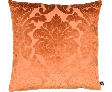 Sametový polštář sornamenty Chateau, svýplní