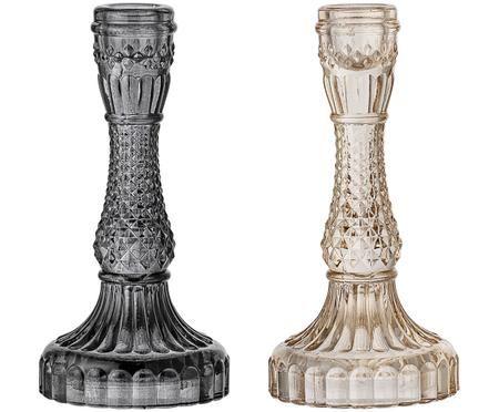 Set candelabri Joana, 2 pz.