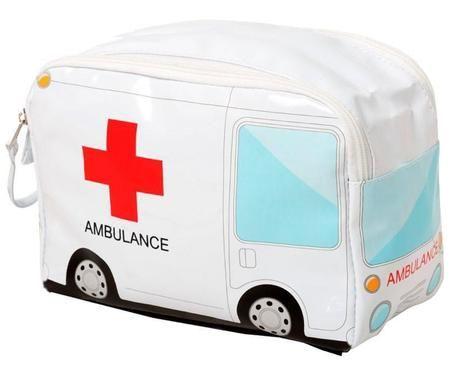 Neceser de primeros auxilios Ambulance