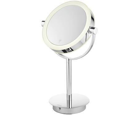 Specchio cosmetico LED Sia con ingrandimento