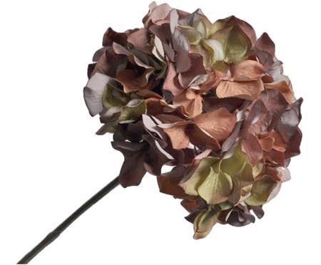 Flor artificial hortensia Stella