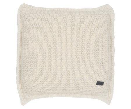 Gebreide kussenhoes Moss Knit