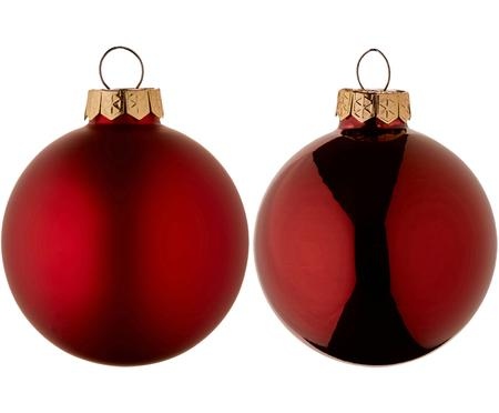 Weihnachtskugeln-Set Evergreen, 10-tlg.