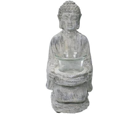 Waxinelichthouder Buddha