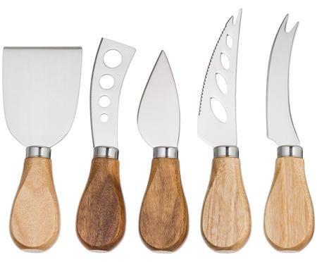 Set coltelli da formaggio Frija, 5 pz.