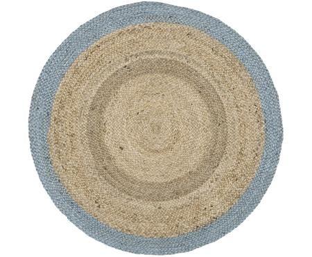 Alfombra artesanal de yute Shanta