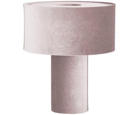 Sametová stolní lampa Frida