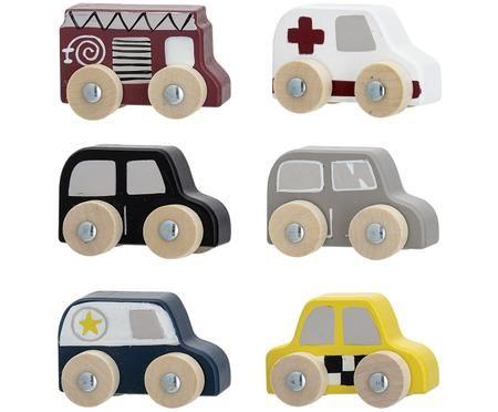 Set de voitures jouets Car, 6élém.