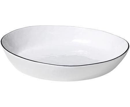 Handgemaakte schaal Salt
