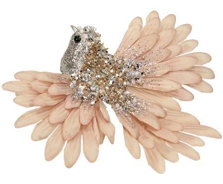 Decorazione natalizia con clip Bird