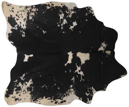 Tappeto in pelle bovina Pisces