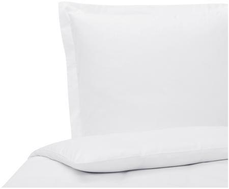 Baumwollsatin-Bettwäsche Premium mit Stehsaum