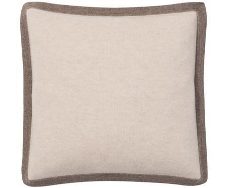 Poszewka na poduszkę z czystego kaszmiru Laura