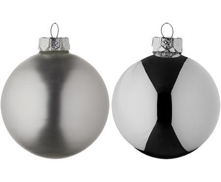 Sada vánočních koulí Evergreen, 6 dílů