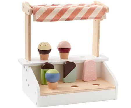 Spielzeug-Set Eisdiele