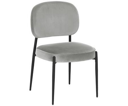 Fluwelen stoel Viggo