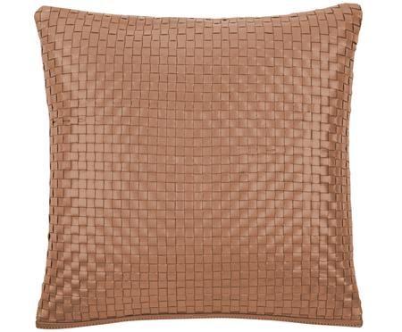 Poszewka na poduszkę ze skóry Josefin