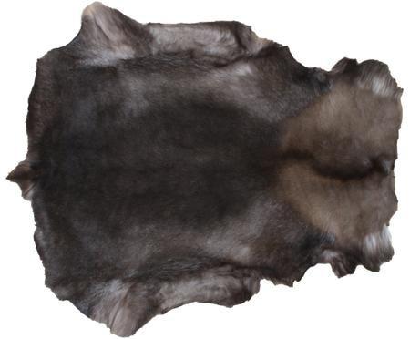 Tappeto in pelle di renna Berndo