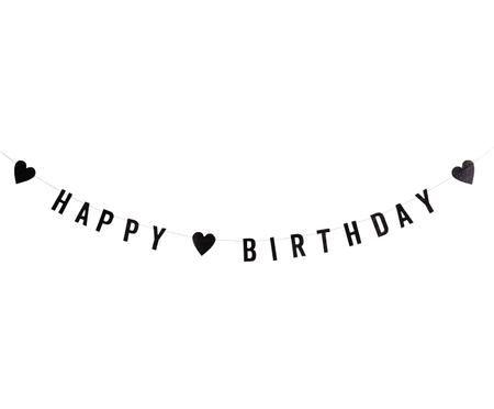 Ghirlanda Happy Birthday