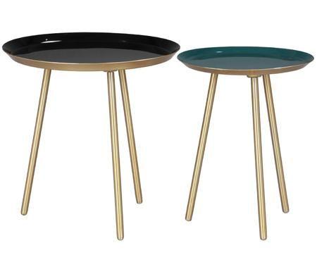 Set tavolini d'appoggio Carry, 2 pz.