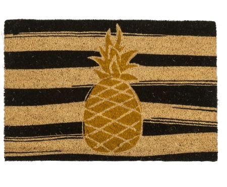 Wycieraczka Golden Pineapple