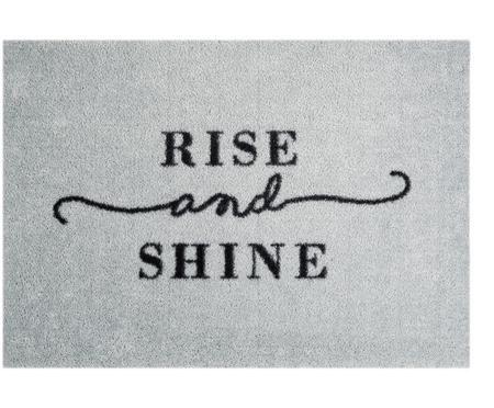 Wycieraczka z poliamidu Rise and Shine
