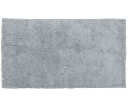 Flauschiger Hochflor-Teppich Leighton in Grau